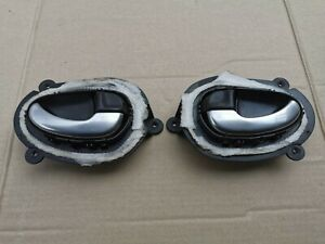 Silver handles peugeot 406 coupe