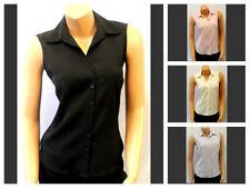 Damen Vintage-Blusen, - Tops & -Shirts aus Polyester