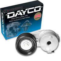 Dayco Water Pump Drive Belt Pulley for 2004-2009 Cadillac SRX 3.6L V6 - oi