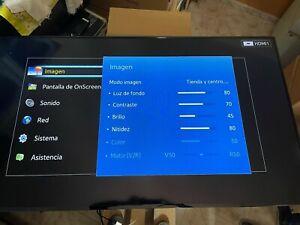 Pantalla LCD SAMSUNG DM55E 55'' 1920X1080 Sin peana ni mando a distancia