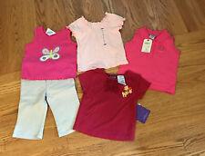 Toddler Girls-Mixed Lot-5 Pcs-/1 Pants/4 Tops. Size 2T Nwt! OshKosh-Izod-
