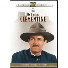 My Darling Clementine    (DVD)     Henry Fonda         LIKE NEW