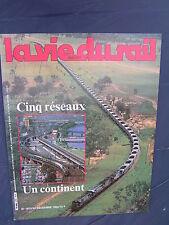vie du rail 1984 1973 AUSTRALIE AUSTRALIAN RAILWAY