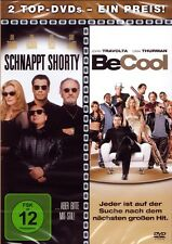 SCHNAPPT SHORTY + BE COOL (John Travolta, Danny DeVito) 2 DVDs NEU+OVP