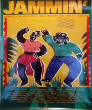 JAMMIN'. Mango Poster 1992 2ft 6in x 2ft