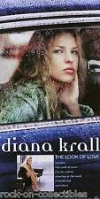 Diana Krall 2004 Look Of Love Original Double Sided Promo Poster