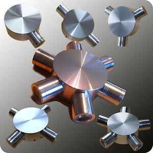 Design Wandlampe STAR - LED 1-, 2-, 3-, 4-, 5- und 6-flammig - warmweiss - 230V