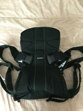 Baby Bjorn Carrier One Great Condition Black