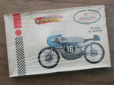 Protar 112 - Suzuki 125cc Twin GP Bike - 1/9 Scale Model Kit - Very Rare