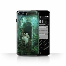 Housses et coques anti-chocs dorés iPhone 7 pour téléphone mobile et assistant personnel (PDA)
