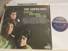 THE SUPREMES  WHERE DID OUR LOVE GO '64 ORG CLASSIC R&B/SOUL STEREO SHRINK! NM-
