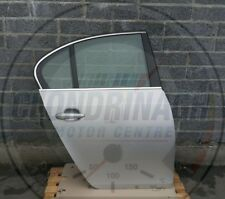 BMW 5 SERIES E60 2008 REAR RIGHT DOOR IN TITANSILBER METALLIC COLOUR(354) 0015
