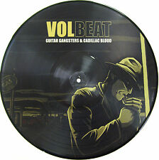 VOLBEAT LP Gangsters Guitars & Cadillac Blood PICTURE DISC Black Fri.  RSD Vinyl