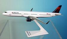 Delta air lines airbus a321-200 1:200 winglets Flight miniatures aab-32100h-014