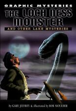 Loch Ness Monster, the Lake Erie Monster, And Champ of Lake Champlain -ExLibrary