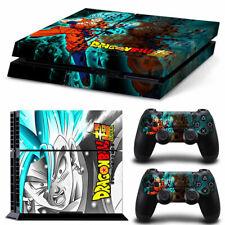 Dragonball Z Anime For Sony PS4 Playstation 4 Skin Aufkleber Schutzfolie Sticker