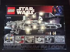 LEGO Star Wars Ultimate Collector's Millennium Falcon 10179 UCS neuwertig