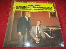 LP MAURIZIO POLLINI karl Böhm Brahms Klavierkonzert No 1 d-moll op 15 DGG 1980