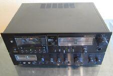 SABA HiFi-Verstärker MI 215 + Kassettenlaufwerk CD 262 *TOP*