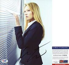 Anna Torv Signed 8x10 Fringe The Secret Life of Us PSA/DNA