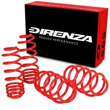 DIRENZA SUSPENSION LOWERING SPRINGS 80mm VW KEVER 1302 1303 CABRIO 11 13 15