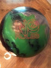 Used Roto Grip No Rules Pearl 15lbs