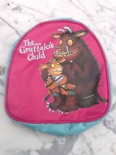 SPECIAL OFFER PRICE GRUFFALO CHILD BACKPACK NEW WITH TAGS.