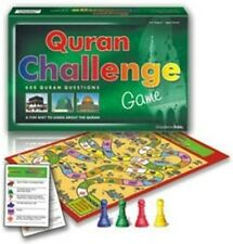 Quran Challenge Board Game -Green