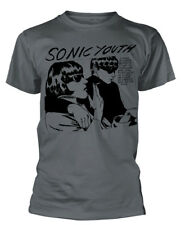 Sonic Youth 'Goo Album Cover' (Grey) T-Shirt  - NEW & OFFICIAL!