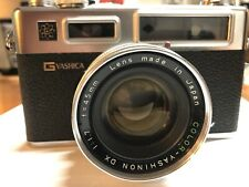 Yashica Electro 35 GSN 35mm Film Camera, Mint Condition!