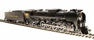 Broadway Limited 4904 HO C&O J3a 4-8-4 Steam Loco Paragon3 Sound/DC/DCC #613