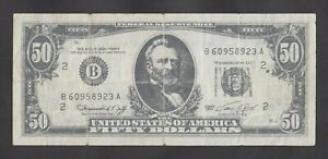 USA  50 Dollars 1974   F   MOVIE BANKNOTE ?