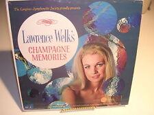 Lawrence Welk's Champagne Memories MCA Longines Symphonette LS 209a NM /VG