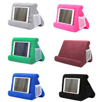 Multi-Angle Soft Stand Pillow Tablet Phone Holder for iPad Tablet Phone NEWFB