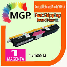 1x Magenta toner cartridge for Konica Minolta Magicolour 1600W 1650 1690MF