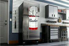 Budweiser Beer fathead wall sticker 4' dorm room man cave refrigerator