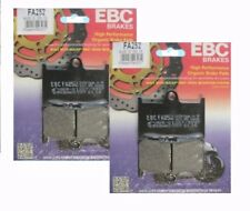 2x Sets EBC F252 Front brake pads for YAMAHA  YZF1000 R Thunderace   1996-02