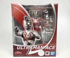 New Sealed BANDAI SPIRITS S.H.Figuarts Ultraman Ultraman Ace US SHIP