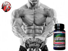 PRO Force L GLUTAMINE Muscle Repair Factor MAX Recovery Bodybuilding Supplements