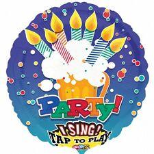 Palloncino  Mylar Globo Musicale, Party  71cm *12897