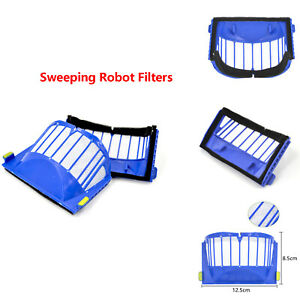 Cleaning Robot Hepa Filters Repair Accessories for iRobot Roomba 500 600 Series