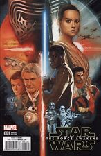STAR WARS: THE FORCE AWAKENS #1 Marvel Comics RARE 1:25 PHIL NOTO VARIANT COVER!