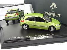 Norev 1/43 - Renault Megane 2003 Coupe Sport 3 portes Verde