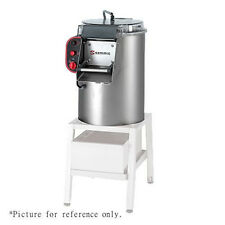 Sammic Pi-10 Electric Potato Peeler (Without S 00004000 tand) with 450/550 Hourly Output