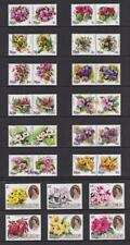 Mint Never Hinged/MNH Flowers Niuean Stamps (1974-Now)