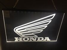 Honda Light Sign Neon Led Game Room ,Bar garage Man Cave (Your Color Choice)