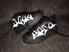 Under Armour Sz 8 A$AP ASAP ROCKY AWGE x SRLo Triple Black Men's Shoe NWOB