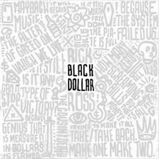 "RICK ROSS - ""BLACK DOLLAR"" (OFFICIAL MIXTAPE) MIX CD.. HOT!!!"