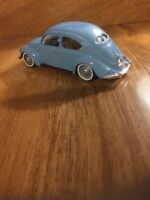 Vintage Volkswagen Beetle - Solido Range - 1:43 Scale - Ex Condition