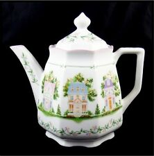 Lenox village collection grande taille 6 tasses coffee pot